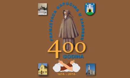 Ususret proslavi 400 godina kapucina