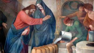 Isus na svadbi u Kani