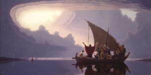Isus u lađi