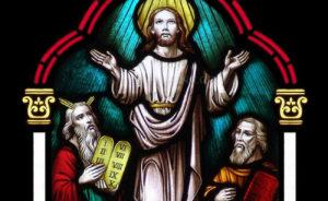Isus Mosije i Ilija - Preobraženje