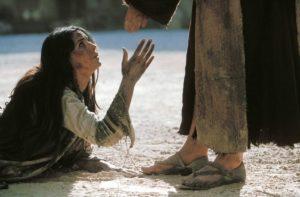 Isus i preljubnica