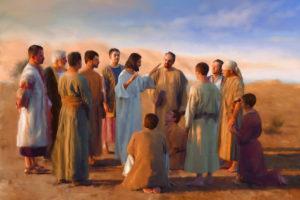 Isus i apostoli
