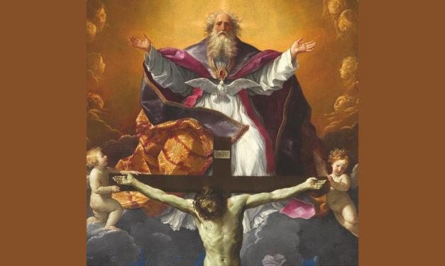 Nedjelja Presvetog Trojstva – C