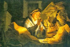 Rembrandt: Bezumni bogataš