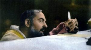 Padre Pio - misa
