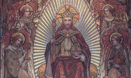 34. nedjelja kroz godinu C – Krist Kralj