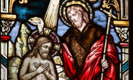 Nedjelja krštenja Gospodinova – A