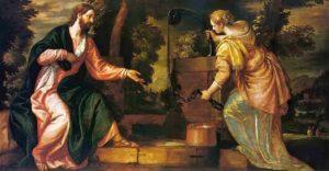 Isus i Samarijanka (Veronese)