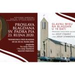 Proslava blagdana sv. Padra Pia