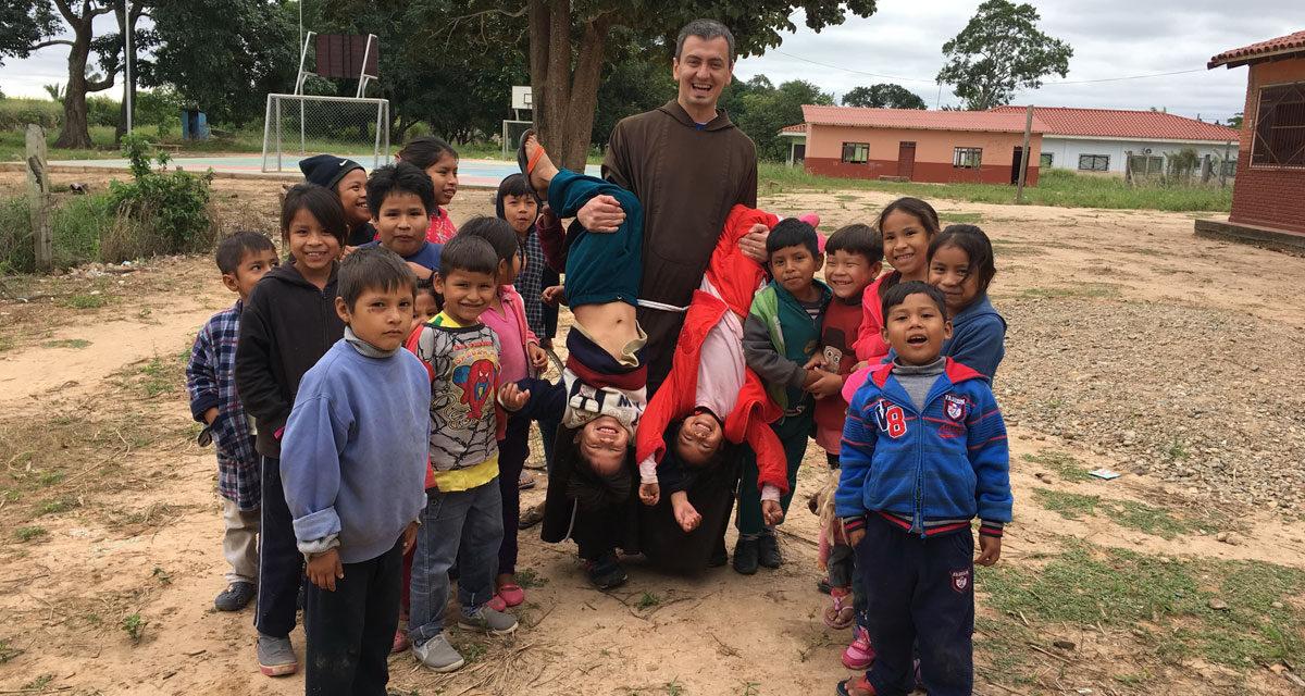 SVJETSKI DAN MISIJA – MISIJSKA NEDJELJA – Gostovanje fra Ivice Vrbića, kapucinskog misionara u Boliviji