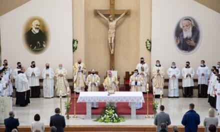 Proslavljen župni blagdan Sv. Leopolda Mandića