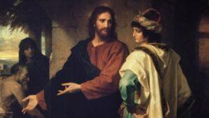 Isus i bogati mladić
